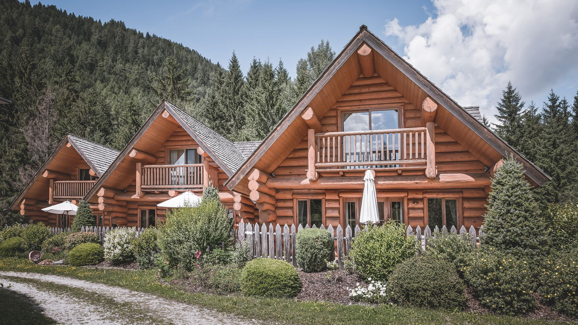 Corones Camping Chalet